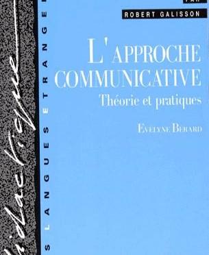 L'approche communicative :théorie et pratique (1991)—un conseil pour l'enseignement du français en Chine