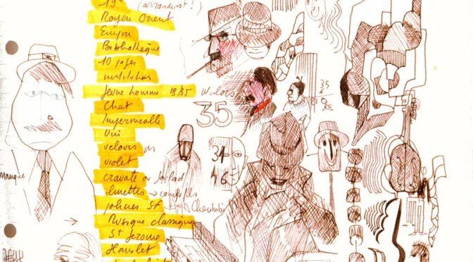 Sur la mésestimation du pouvoir représenté par un simple carnet et un petit crayon : digression