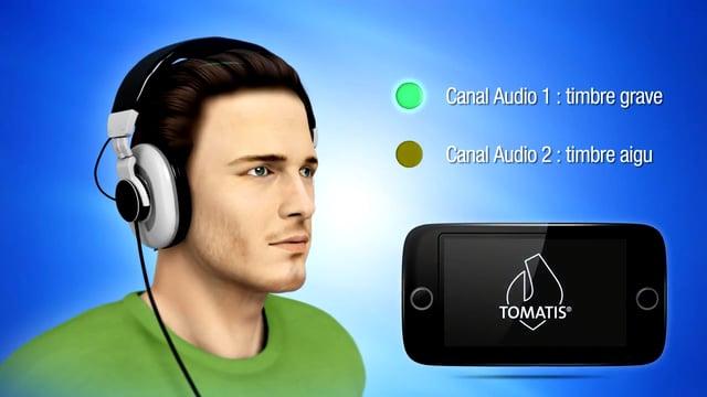 Méthode Tomatis: test d'écoute, entretien, équipement